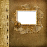 Grunge cover for album or portfolio Stock Photo