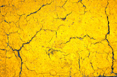 Grunge crack cement wall background Stock Photos