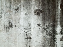 Grunge Crack Old Wall Royalty Free Stock Photos