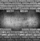 Grunge cracked wall Royalty Free Stock Images