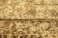 Grunge and crak brown wooden wall texture abstract art backgro stock photography