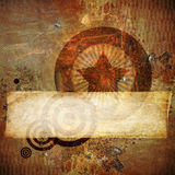 Grunge creative background Royalty Free Stock Photo