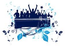 Free Grunge Crowd Design Stock Image - 2362271