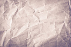 Grunge crumple paper Stock Photos