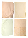 Grunge Crumpled Paper Stock Images