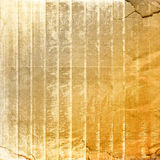 Grunge crumpled paper design Stock Photography