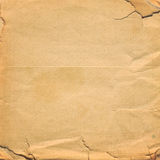 Grunge crumpled paper design Stock Photos