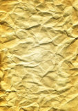 Grunge crumpled paper texture Stock Image