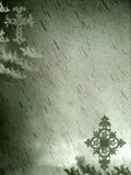 Grunge cruzado medieval gótico Imágenes de archivo libres de regalías
