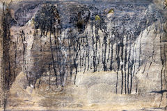 Grunge cubrió vieja textura del fondo de la pared imagen de archivo libre de regalías