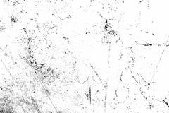 Grunge Czarny I Biały Miastowa tekstura Miejsce nad jakaś przedmiota crea Zdjęcie Royalty Free