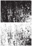Grunge czarny i biały tekstura Cierpienie tekstura Narys tekstura 3d tło odpłaca się tekstury ścianę Pieczątki tekstura ciężka ko Zdjęcie Royalty Free