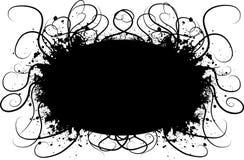 Grunge décorative illustration libre de droits