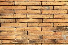 Grunge da textura da parede de tijolo a usar-se como o fundo Foto de Stock Royalty Free