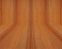 Grunge dark brown wood texture Royalty Free Stock Images