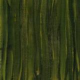 Grunge dark green canvas background stock image