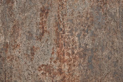Grunge Dark Rust Background Stock Photo