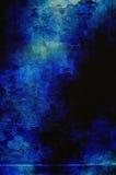 Grunge Dark Surface Stock Image