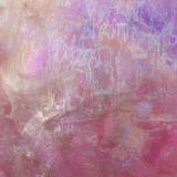 Grunge dawn sky watercolor on paper Royalty Free Stock Photography