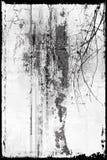 Grunge de la frontera Imagenes de archivo