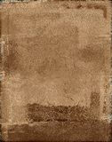 Grunge de la sepia Fotografía de archivo