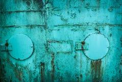 Grunge 3 de la turquesa Foto de archivo libre de regalías
