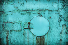 Grunge de la turquesa Imágenes de archivo libres de regalías