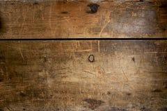 Grunge de madeira velho enorme e muito textured Fotografia de Stock Royalty Free