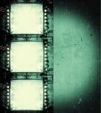 grunge de trame de film Image libre de droits