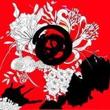 Grunge decorative background Royalty Free Stock Images