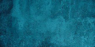 Grunge Decorative Blue Wide screen Background Stock Photo