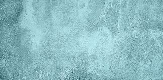 Grunge Decorative Light Cyan Texture for design. Abstract Grunge Decorative Light Blue Cyan Texture for design. Rough Vintage Background With Copy Space. Wide royalty free stock photos
