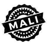 Grunge del caucho del sello de Malí Fotografía de archivo