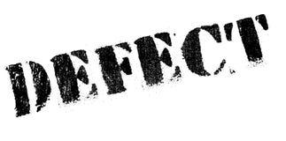 Grunge del caucho del sello del defecto stock de ilustración