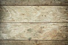 Grunge des planches en bois Photos libres de droits