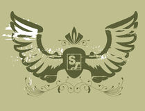 Grunge Design Stock Image