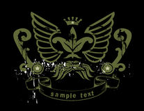 Grunge Design Royalty Free Stock Photo