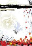 grunge design background 4/5 Stock Image