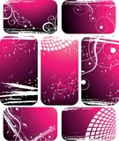 Grunge Design Backgrounds Royalty Free Stock Photos