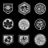 Grunge design element Royalty Free Stock Images