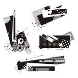 Grunge Design Elements Royalty Free Stock Image