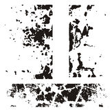 Grunge design elements Royalty Free Stock Images