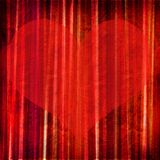 Grunge design heart Royalty Free Stock Image
