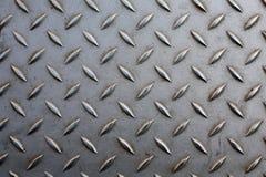 Grunge di piastra metallica. Fotografia Stock Libera da Diritti