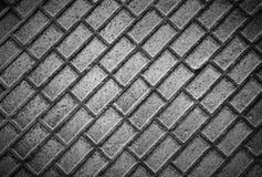 Grunge diamentowy metalu tło Zdjęcia Stock
