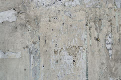 Grunge and dirty old cement wall Royalty Free Stock Image