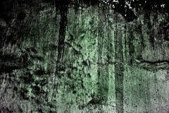 Grunge dirty  wall background in various colors.  Worn  texture Stock Photography