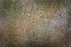 Grunge dirty  wall background in various colors.  Worn  texture Royalty Free Stock Photography