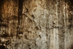 Grunge dirty  wall background in various colors.  Worn  texture Royalty Free Stock Photos