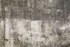 Grunge, Dirty and Weathered Concrete Wall Texture royalty free stock image